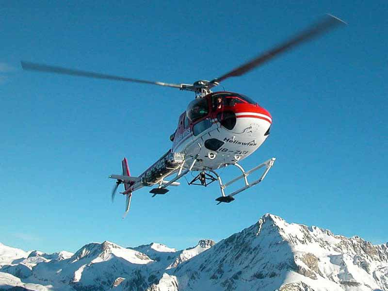 Nepal Helicopter Tour &  Mountain Flight